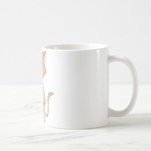 Gatito lindo estupendo taza de café