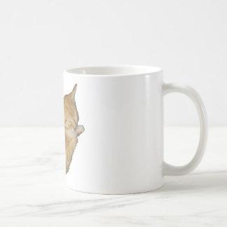 Gatito lindo taza