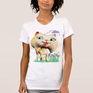 Gatito Luv - camiseta