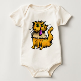 Gatito Mameluco De Bebé
