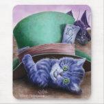 Gatito Mousepad de Cheshire