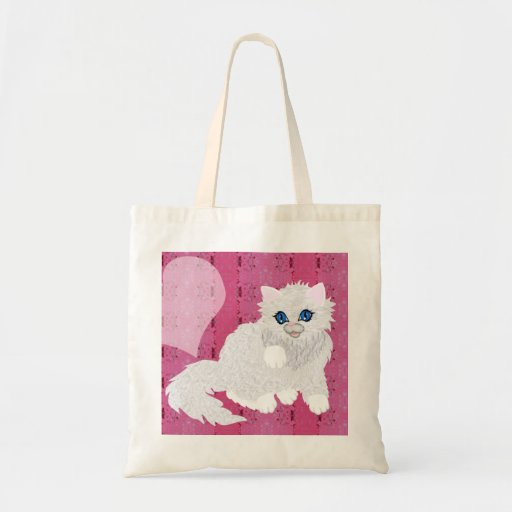 Gatito mullido bolsa