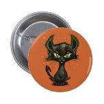 Gatito negro pin