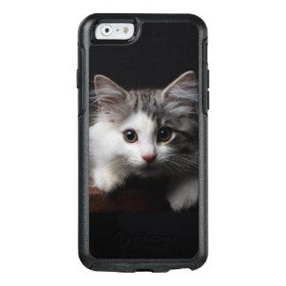 Gatito noruego del bosque funda otterbox para iPhone 6/6s