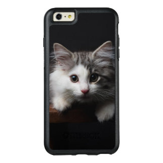 Gatito noruego del bosque funda otterbox para iPhone 6/6s plus