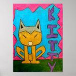 gatito poster