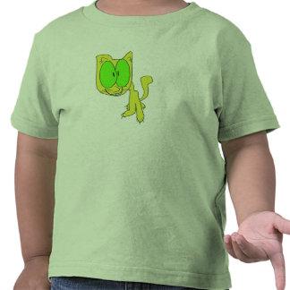 Gatito sonriente Purrrssss Camisetas