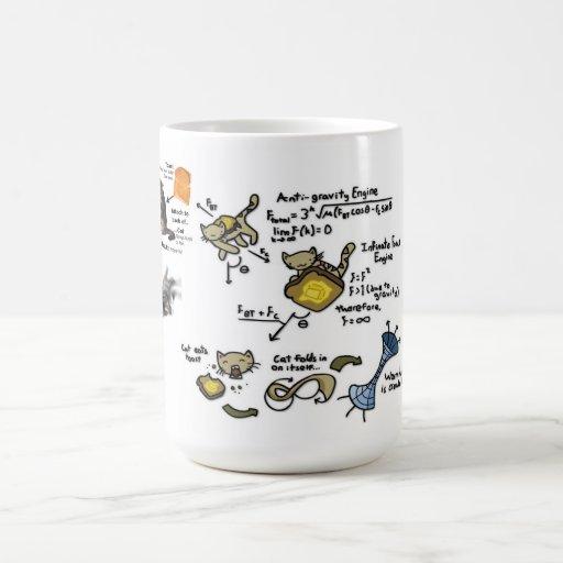 Gatito suave tazas
