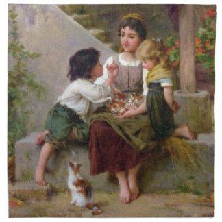 Gatitos 1895 servilletas