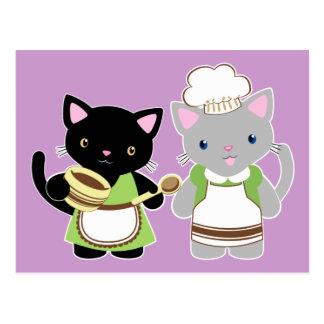 Gatitos de la hornada del yoyo y de Suki Neko Postal