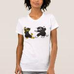 Gatitos de Ninja Camisetas