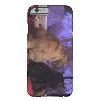 Gatitos de SavannahIs Funda Para iPhone 6 Barely There