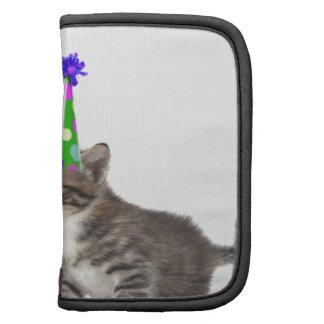 gatitos del cumpleaños organizadores