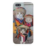 Gatitos/Gatitos de Mariachi del Mariachi iPhone 5 Cobertura