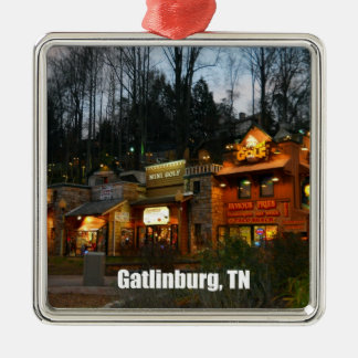 Gatlinburg céntrico, Tennessee Ornaments Para Arbol De Navidad