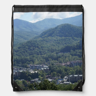 Gatlinburg Drawstring Bag
