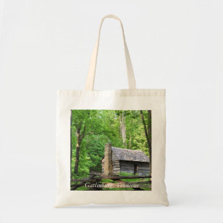Gatlinburg Roaring Fork tote bag Smokies Tennessee