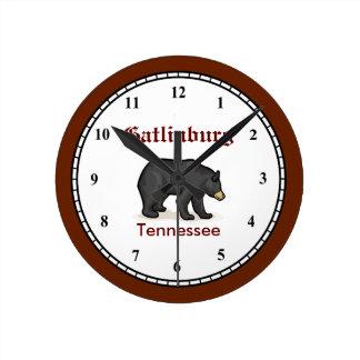 Gatlinburg Tennessee Clock