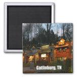 Gatlinburg, Tennessee Imán Para Frigorifico