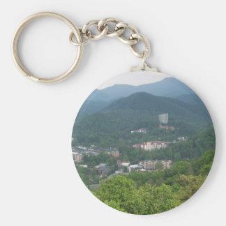 Gatlinburg, Tennessee Keychain