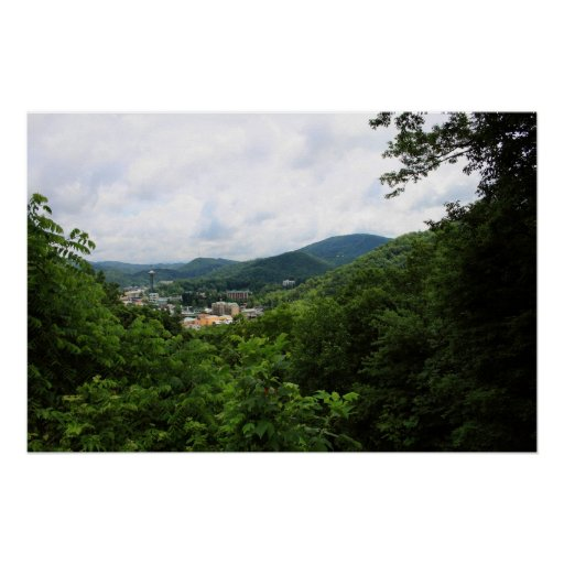 Gatlinburg, Tennessee Impresiones