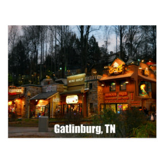 Gatlinburg Tennessee Postcards