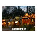 Gatlinburg, Tennessee Tarjetas Postales