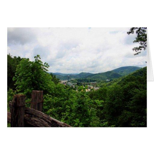 Gatlinburg, Tennessee Tarjeton