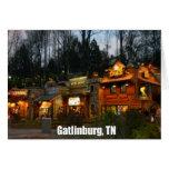Gatlinburg, Tennessee Tarjetón