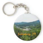 key, chains, mountains, tennessee, travel