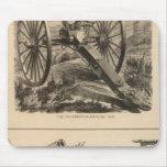 Gatling Gun Company Schuyler, Hartley and Graham Mouse Pad
