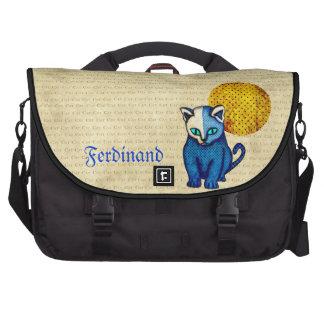 Gato 1 bolsas de portátil