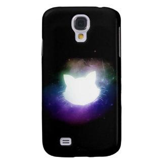 """""""Gato #2' del espacio Samsung Galaxy S4 Cover"""