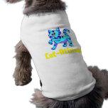 Gato-Actitud Camisa De Perrito
