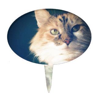 gato figuras para tartas