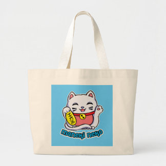 Gato afortunado de Maneki Neko Bolsa