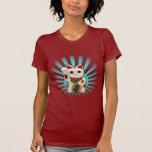 Gato afortunado (Maneki-neko) Camisetas