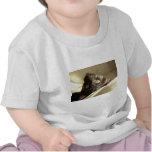 ¡Gato al revés! Camisetas