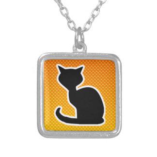 Gato amarillo-naranja grimpolas personalizadas