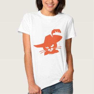 Gato anaranjado playeras