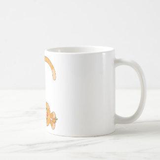 Gato animal del alfabeto tazas de café