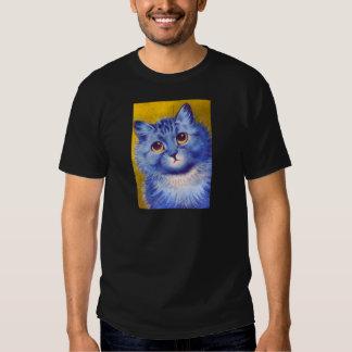 Gato azul playera