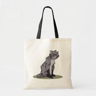 Gato callejero bolsa de mano