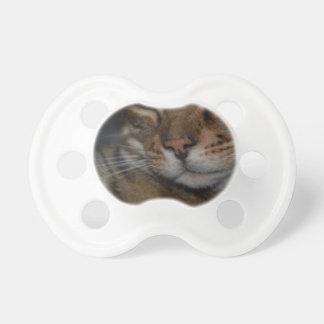 Gato cambiante de Bengala Chupetes De Bebe