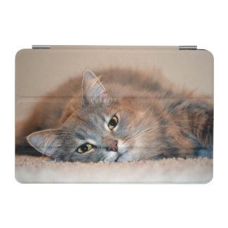Gato Cubierta De iPad Mini