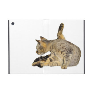 Gato de Bengala iPad Mini Funda