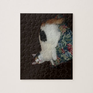 Gato de calicó puzzles con fotos