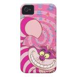 Gato de Cheshire Case-Mate iPhone 4 Cobertura