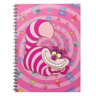 Gato de Cheshire Cuadernos