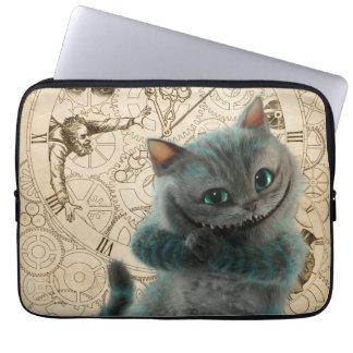 Gato de Cheshire el | es solamente un sueño 2 Fundas Portátiles